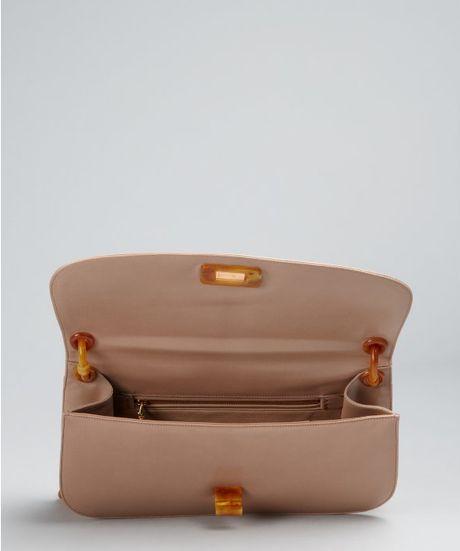Prada Bag Beige Prada Beige Leather Chain