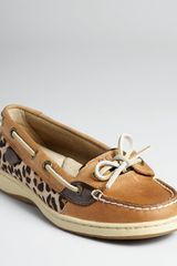 Sperry Top-sider Boat Shoes Angelfish - Lyst