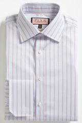 Thomas Pink Classic Fit Dress Shirt - Lyst