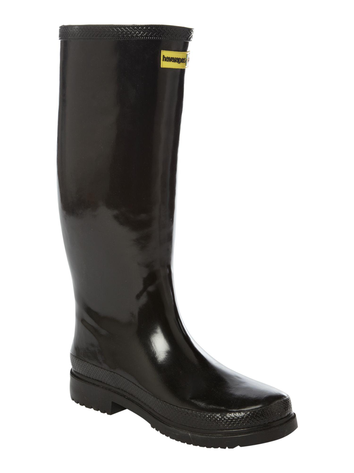 Havaianas Rain Boots In Black For Men Lyst