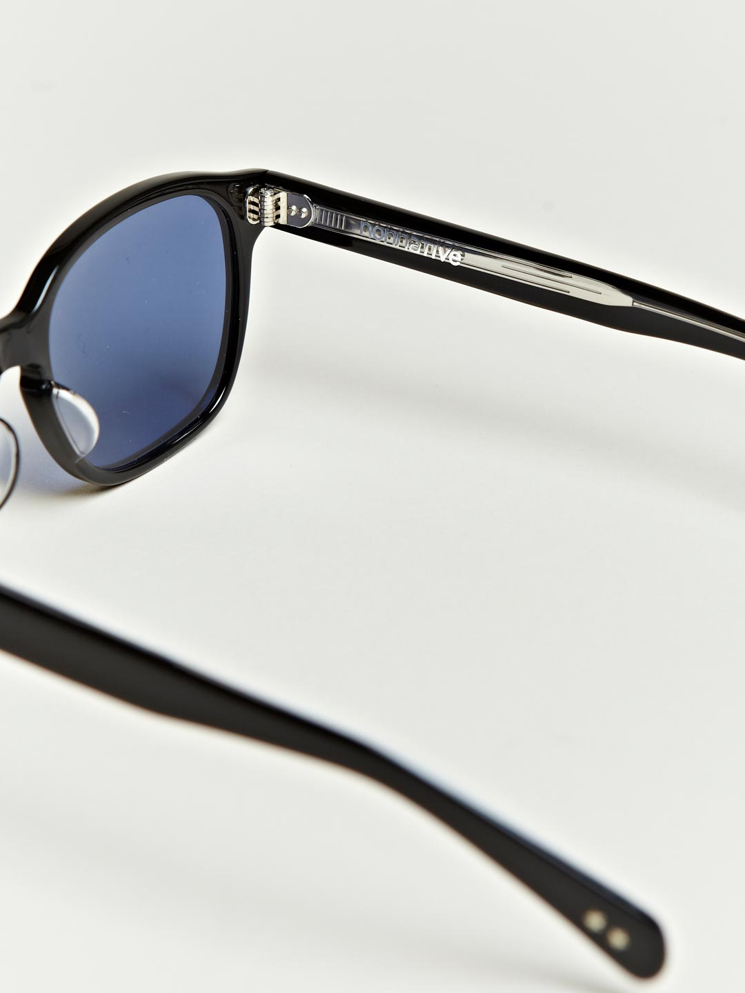 Nonnative Mens Dark Frame Sunglasses in Black for Men | Lyst