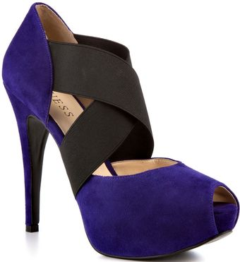 Guess Kampbell Dark Suede - Lyst