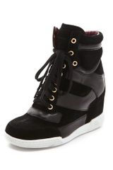 Marc By Marc Jacobs Standard Supply Wedge Sneakers - Lyst