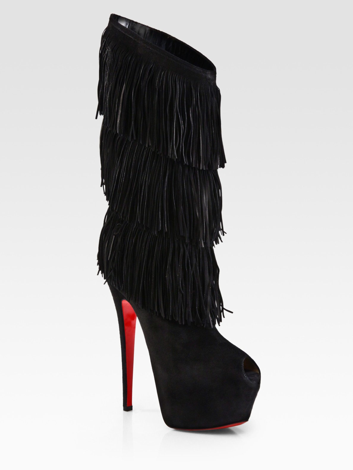 replica christian louboutin boots - christian louboutin Cate knee-high boots | cosmetics digital ...