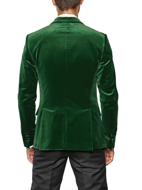 Lyst Dsquared 178 Satin Collar Velvet Tuxedo Jacket In