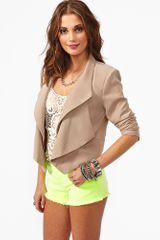 Nasty Gal On The Edge Blazer