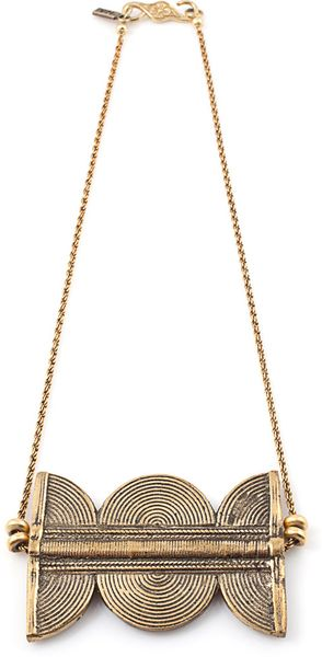 Vanessa Mooney Ethiopian Necklace - Lyst