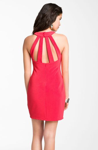 Way-in Cutout Back Dress - Lyst