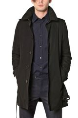 Burberry Waterproof Cotton Gabardine Trench Coat - Lyst
