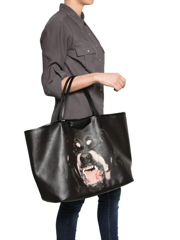 givenchy shopper tote black f9db968b24b44