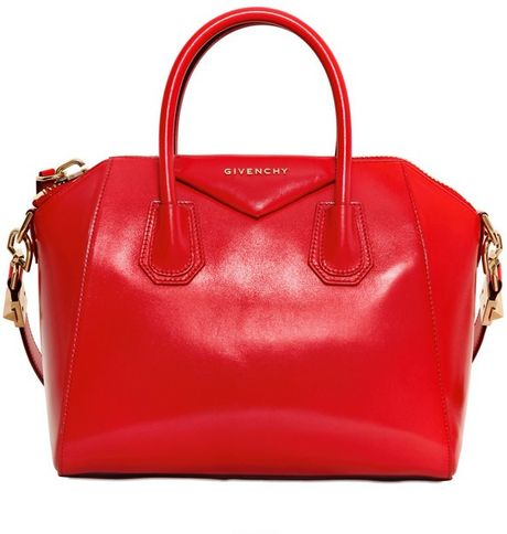 f7c8086a1385 Givenchy Small Red Bag