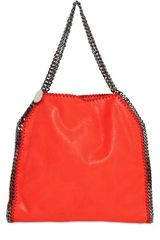Stella McCartney Medium Falabella Shaggy Faux Deer Bag - Lyst