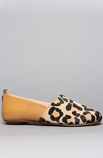 House Of Harlow The Kye Shoe in Leopard and Caramel - Lyst
