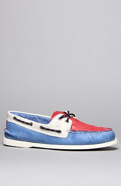sperry top sider the ao 2eye spinnaker boat shoe in