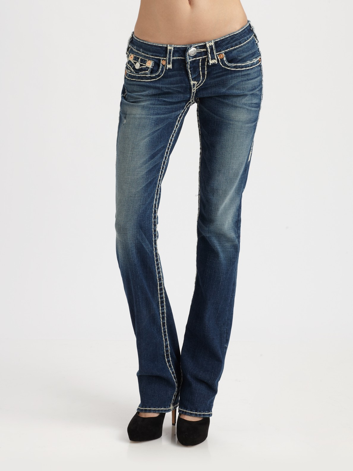 Super Skinny Jeans Womens
