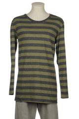 Cheap Monday Long Sleeve Tshirt in Green for Men - Lyst