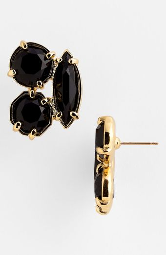 Kate Spade Desert Stone Cluster Stud Earrings - Lyst