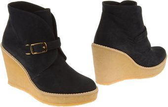 Stella McCartney Ankle Boots - Lyst