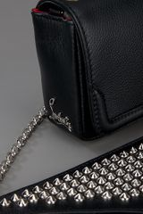 Christian Louboutin Artemis Bag in Black - Lyst
