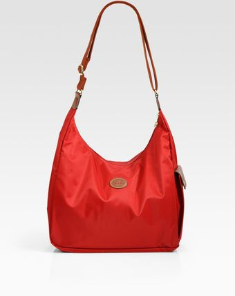 Longchamp Le Pliage Hobo - Lyst