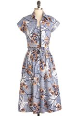 ModCloth Coat and Tie Required Dress - Lyst