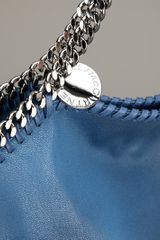 Stella Mccartney Falabella Bag in Blue - Lyst