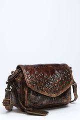 Frye Vintage Brooke Mini Crossbody Bag - Lyst