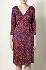 Diane Von Furstenberg New Julian Two Dress - Lyst