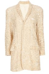 Jean Paul Gaultier Sequin Jacket