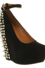 Jeffrey Campbell Aubrey Spike Wedges