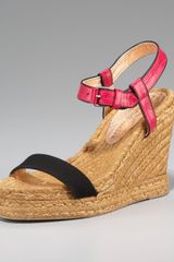 Marc By Marc Jacobs Colorblock Espadrilles - Lyst
