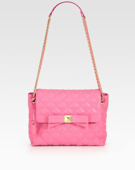 Marc Jacobs Lindy Single Shoulder Bag in Pink - Lyst
