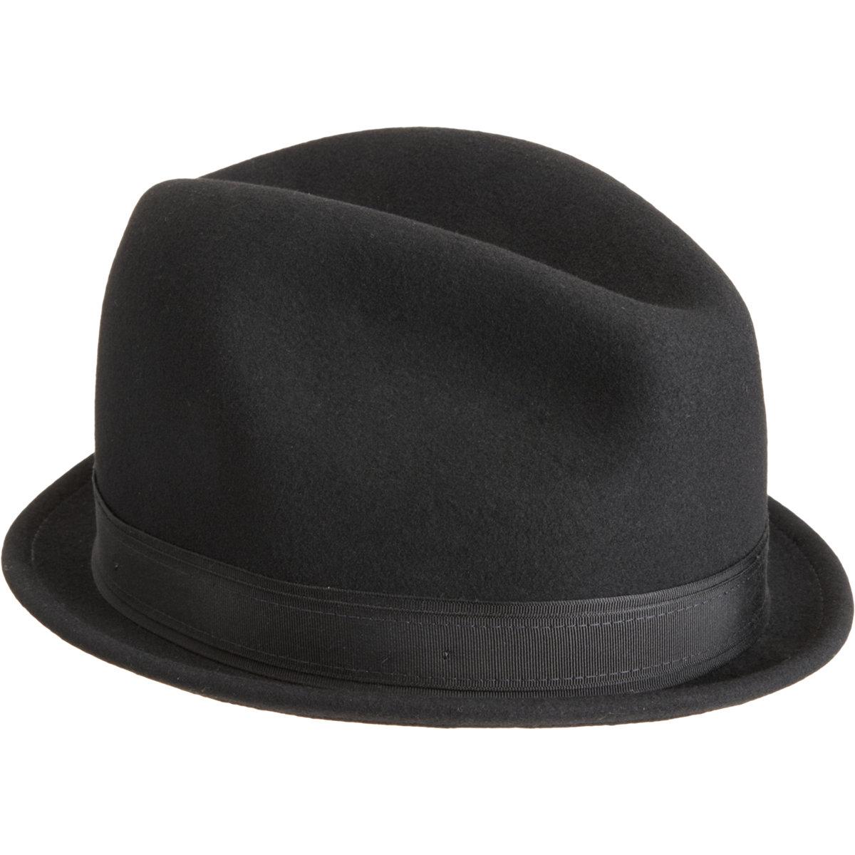 8004e739a57f4 Rag   Bone Center Dent Fedora in Black for Men - Lyst