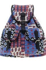 Asos Paisley Print Backpack