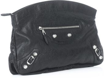 Balenciaga Giant Premier Clutch Bag - Lyst