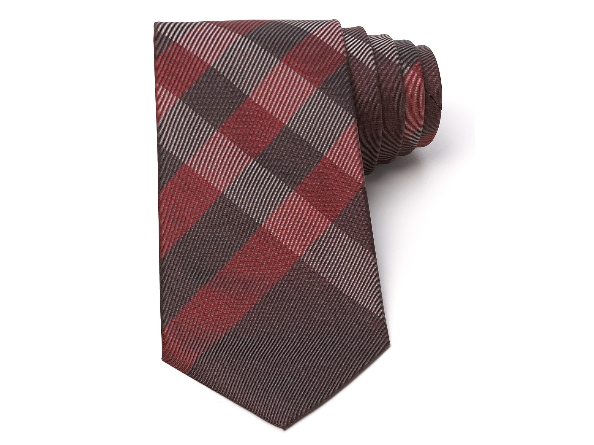 a560712ce995 ... uk lyst burberry london regent classic check tie in brown for men d4bb3  71ede