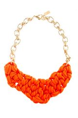J.Crew Ogjm Hyacinth Necklace - Lyst