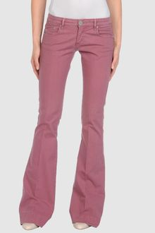 Pinko Denim Trousers - Lyst