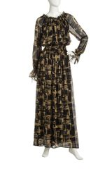 Rachel Zoe Diane Maxi Dress - Lyst