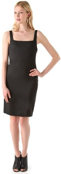 Calvin Klein Lieke Dress in Black - Lyst