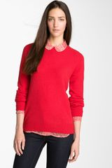Equipment Sloane Crew Neck Cashmere Sweater - Lyst