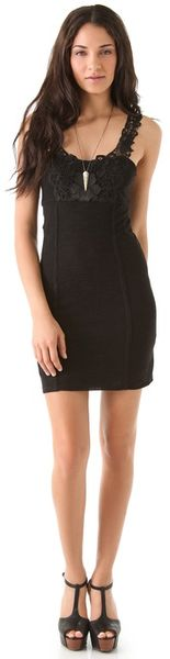Free People Knockout Dress - Lyst
