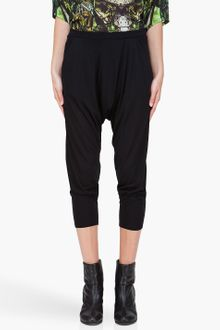 Helmut Kinetic Jersey Harem Pants - Lyst