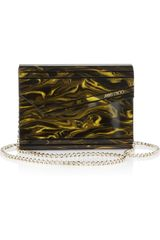 Jimmy Choo Candy Acrylic Clutch - Lyst