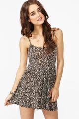 Nasty Gal Kylie Dress - Lyst