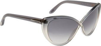 Tom Ford Madison Sunglasses - Lyst