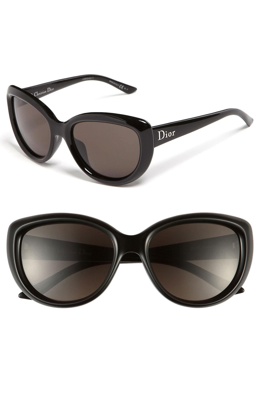 3aec9a1549ac Lady Dior Sunglasses Gls Blue Black