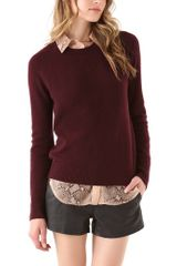 Equipment Sloane Cashmere Crew Neck Sweater - Lyst