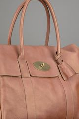 Mulberry Bayswater Bag in Brown (tan) - Lyst