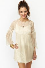 Nasty Gal Luisa Lace Dress - Lyst